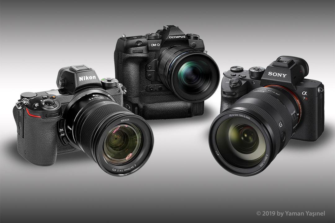 Aynasız Fotoğraf makinesi nedir?   PHOTO-TREND