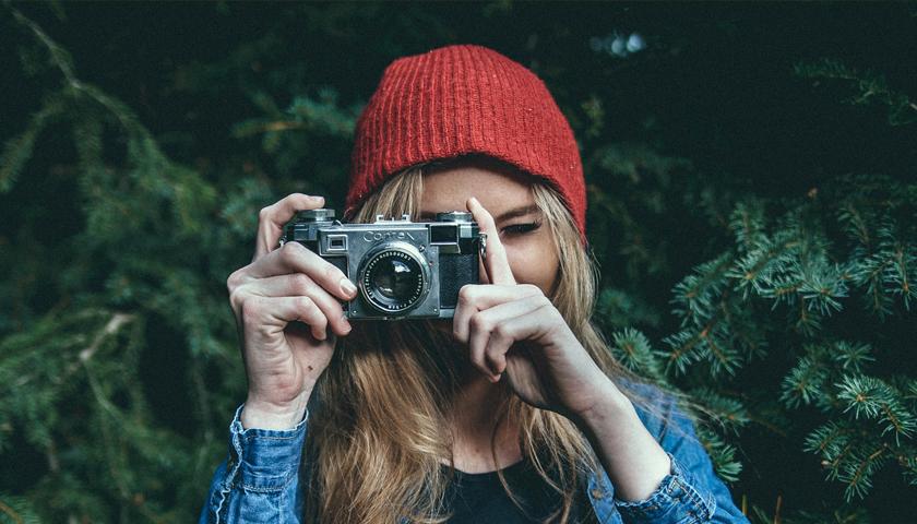 Fotoğraf çekmek bir hobidir   PHOTO-TREND