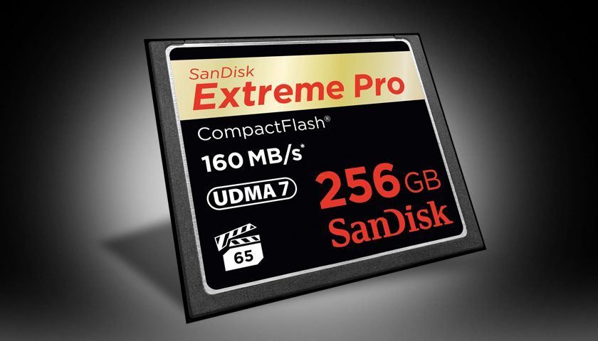 Compact Flash Disk