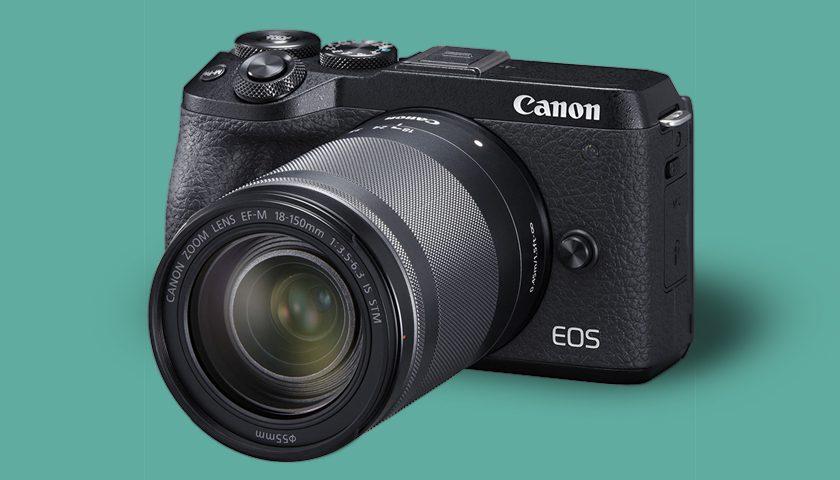 Canon M6 Mark II gezilerde yanınızda taşıyabileceğiniz kamera