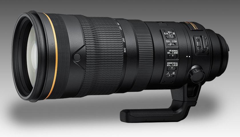 Nikkor AF-S 1:2.8/120-300 mm