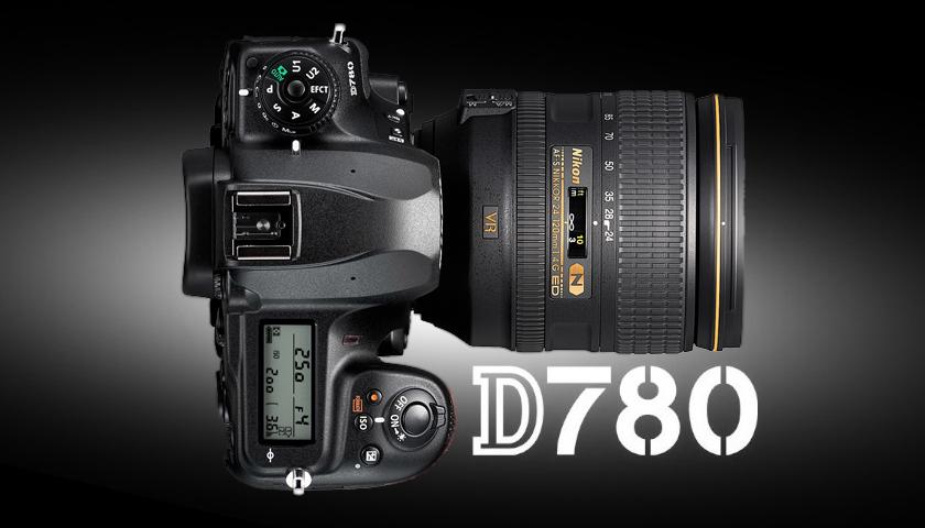 The new Nikon: D780   PHOTO-TREND