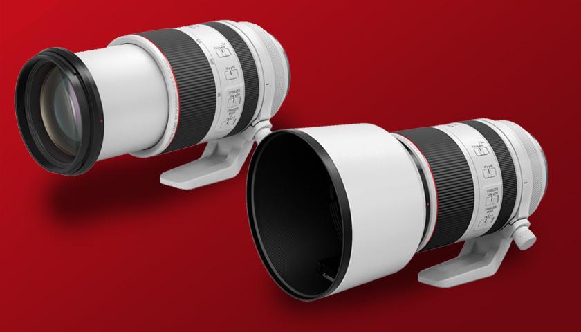 RF 70-200 mm f/2.8L IS USM