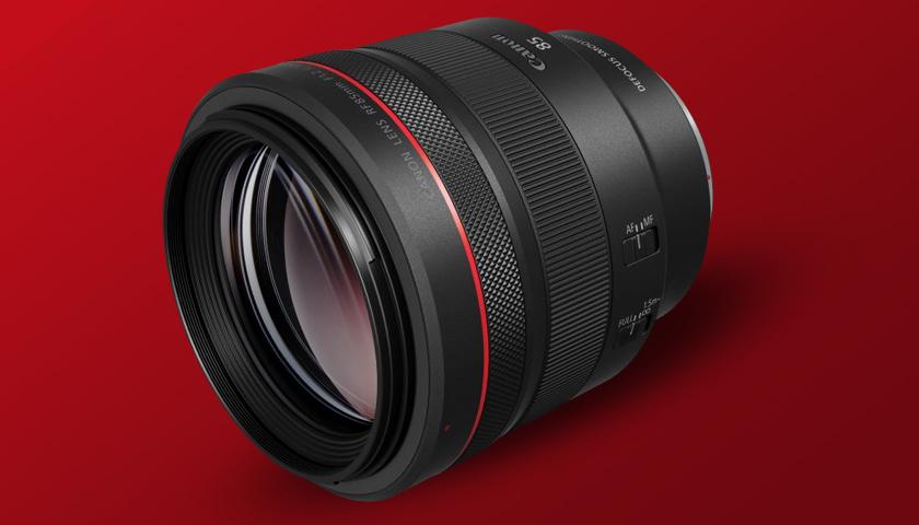 RF 85mm f/1.2 L USM
