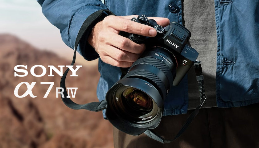 SONY ALPHA 7R IV | PHOTO-TREND
