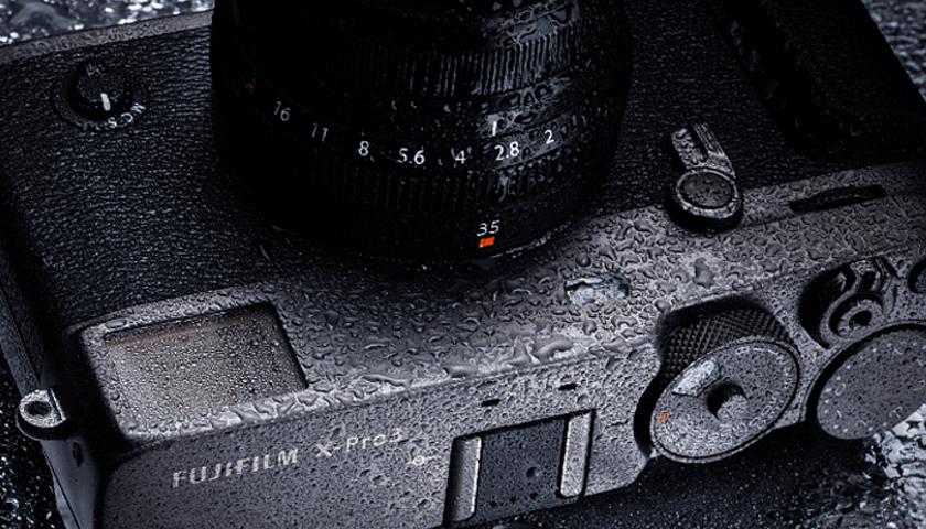 kamera gövdesi 70 noktada güçlendirilerek izole edilmiştir