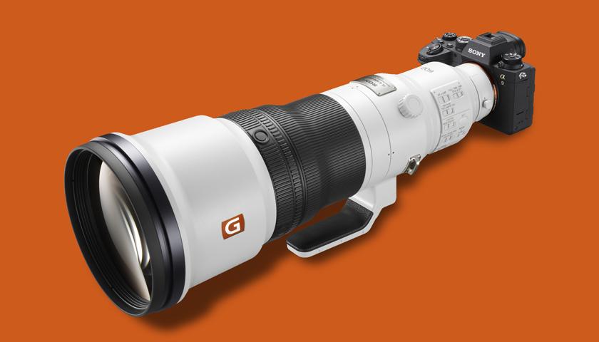 SONY A9 Mark II Lens