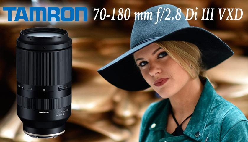 Tamron 70-180 mm f/2.8 | PHOTO-TREND