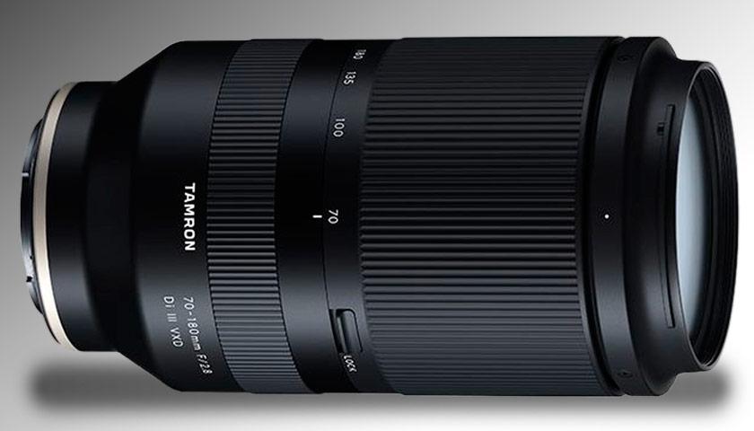 TAMRON 70-180 mm f/2,8 Di III VXD