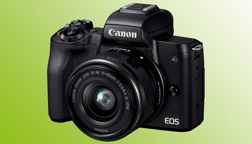 Canon DSL Mirrorless