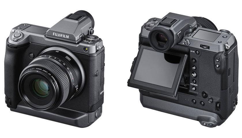 2020 TIPA -  Fujifilm GFX 100-KAMERA