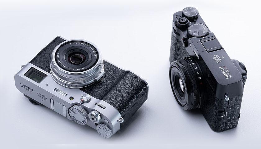2020 TIPA - Fujifilm X100V CAMÉRA