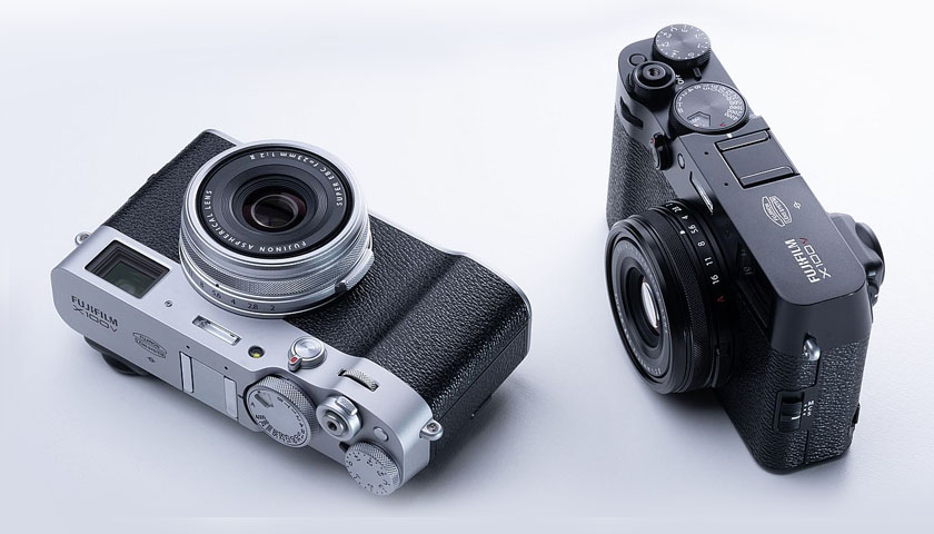 2020 TIPA - Fujifilm X100V-KAMERA