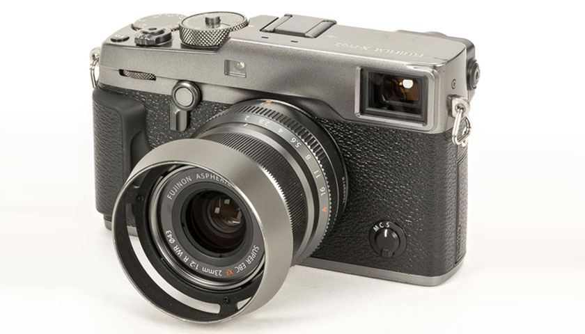 2020 TIPA - Fujifilm X-Pro3 CAMÉRA