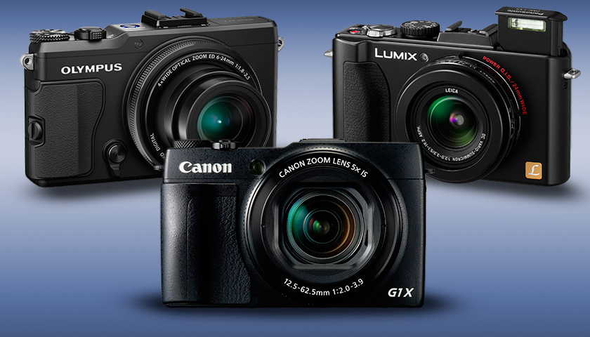 An overview of some camera systems and lens types for Landscapes