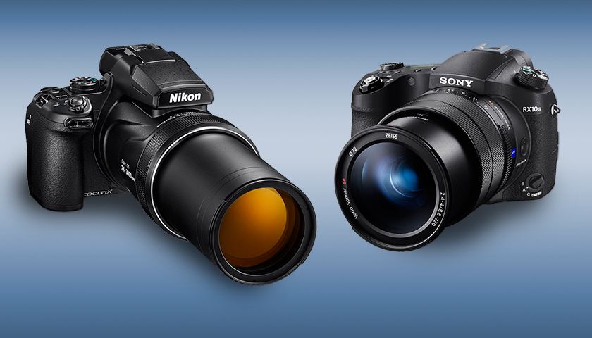 Super zoom: An overview of some camera systems and lens types for Landscapes
