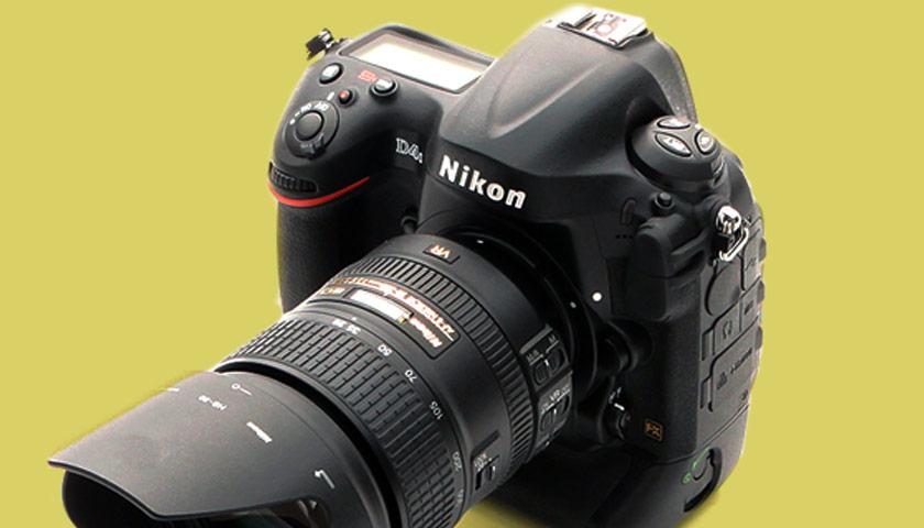 Nikon D4 / D750