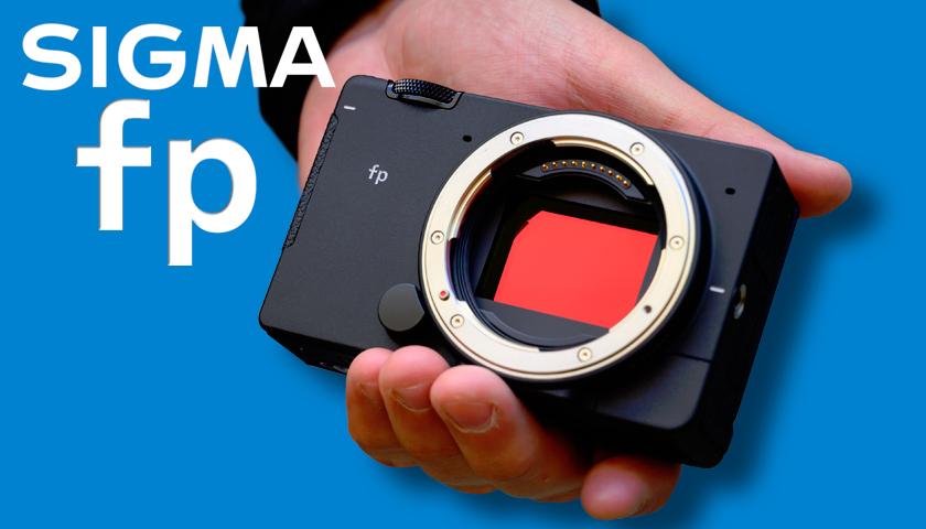 Sigma fp est un minimaliste robuste | PHOTO-TREND