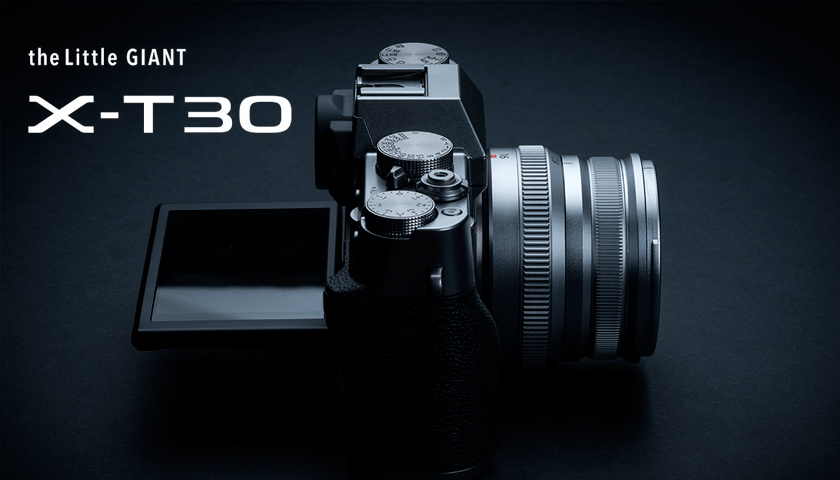 Fujifilm X-T30: Der kleine Riese!   PHOTO-TREND