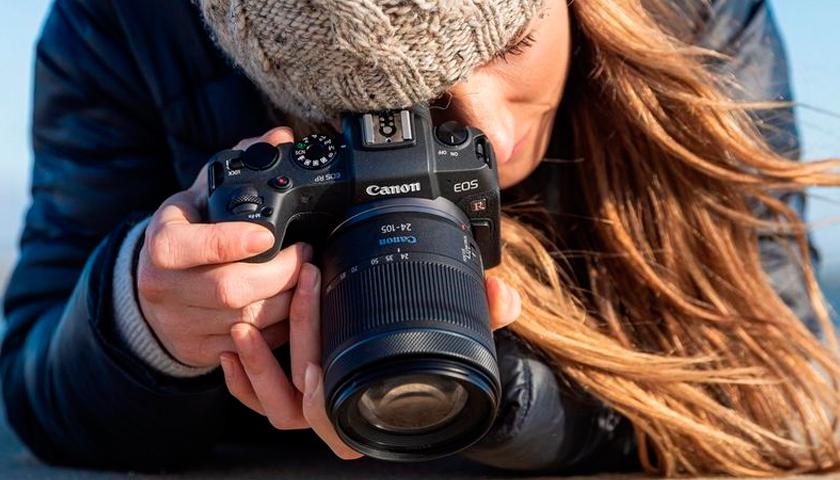 Canon RF 24-105 mm