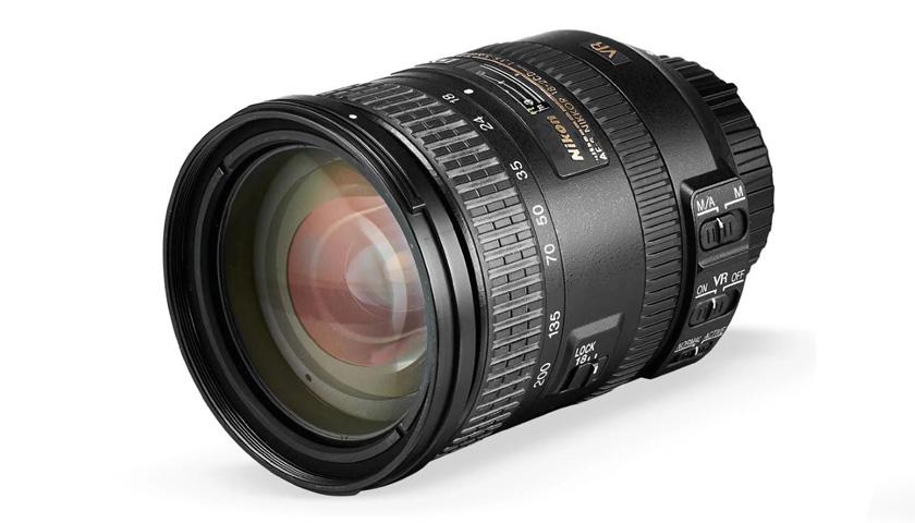 Nikkor AF-S DX 18-200 mm f/3.5-5.6 G ED