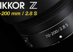 Nikon Z 70-200 mm f/2.8 VR S