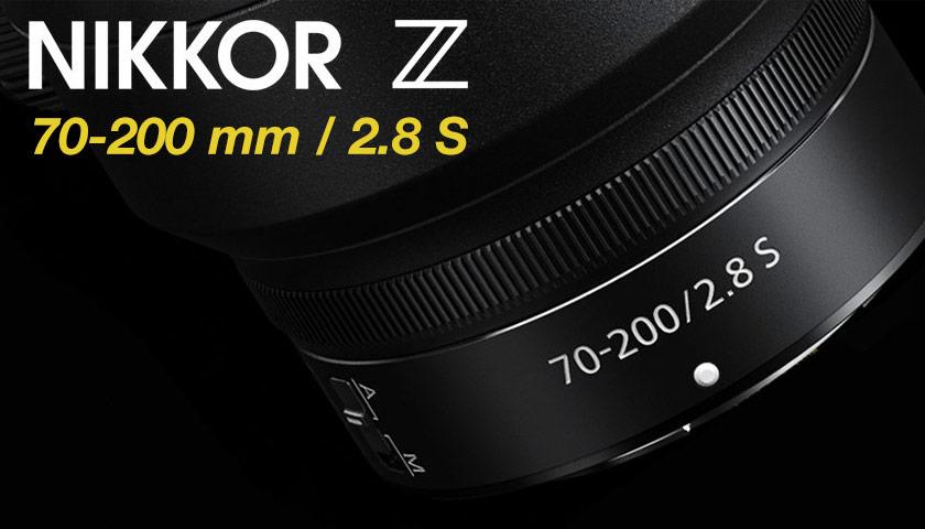 Nikon Z 70-200 mm f/2.8 VR S | PHOTO-TREND