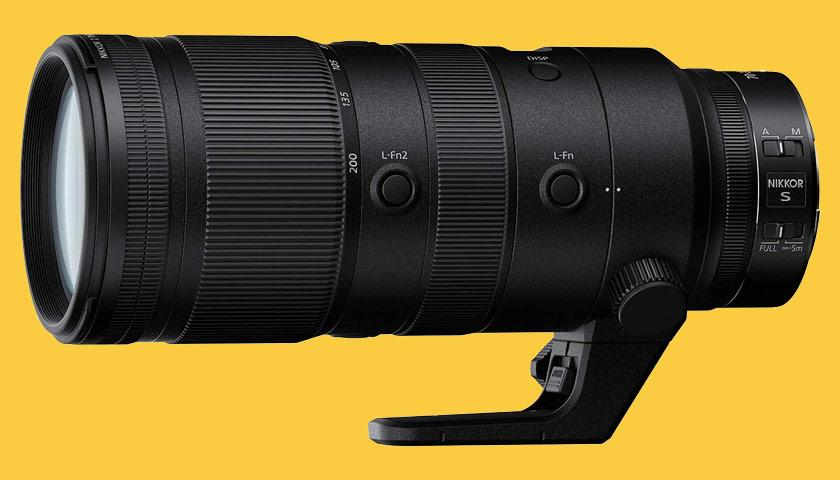 Nikon Nikkor Z 70-200 mm f/2.8 VR S