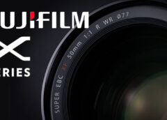 Fujifilm Fujinon XF 50mm 1: 1,0 R WR