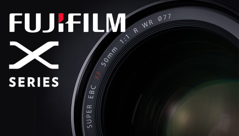 Fujifilm Fujinon XF 50 mm 1:1.0 R WR