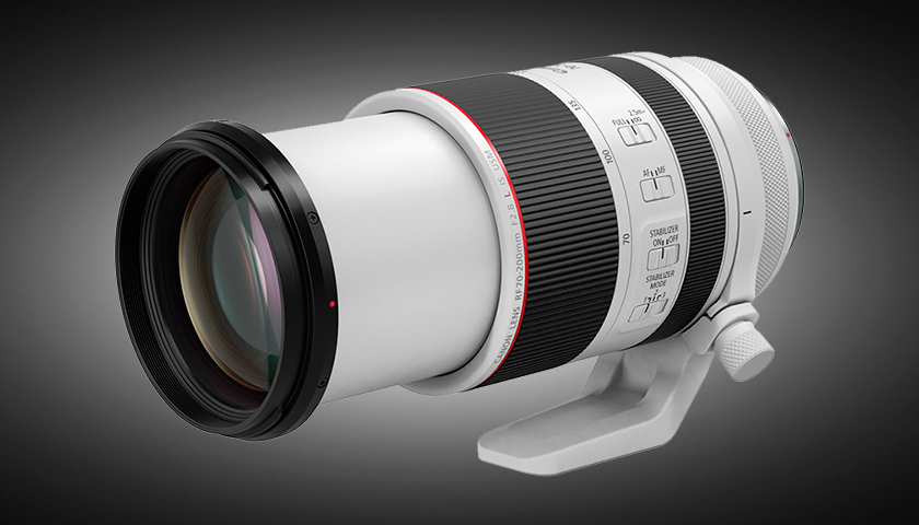 CANON 70-200 mm f/4 L IS USM