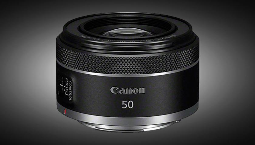 RF 50 mm f/1.8 STM