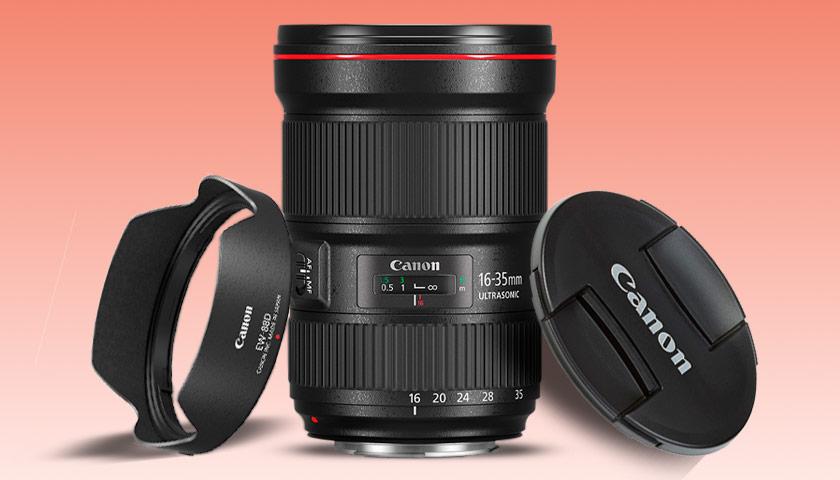 Canon EF 16-35 mm f/2.8L USM III