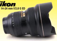 Nikon AF-S 14-24 mm 1:2,8 G ED