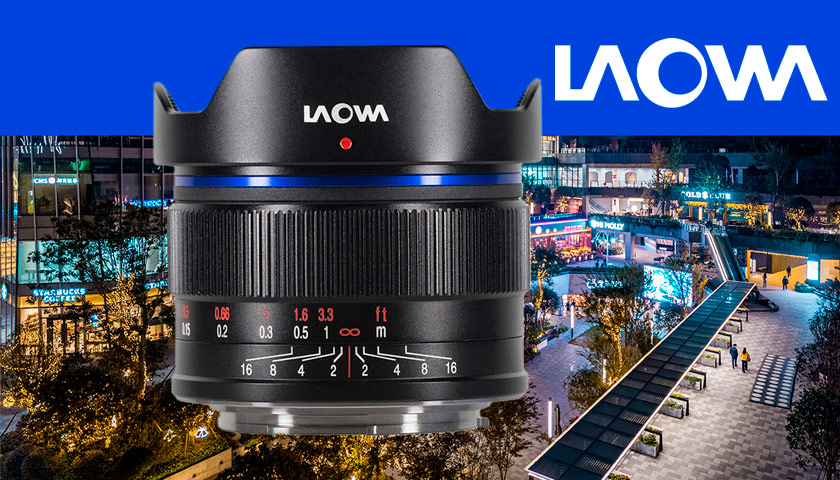 Laowa 10 mm f/2 Zero-D MFT (Micro Four Thirds)