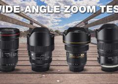 Canon EF 16-35 mm f / 2,8L USM III