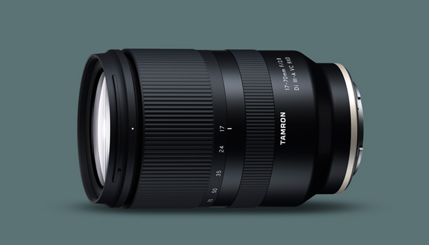 Tamron 17-70mm f/2.8 Di Ill-A VC RXD