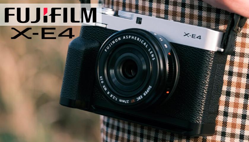 Fujifilm X-E4 | PHOTO-TREND