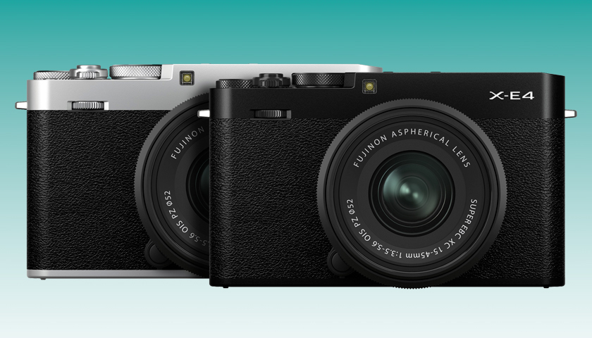 Fujifilm X-E4