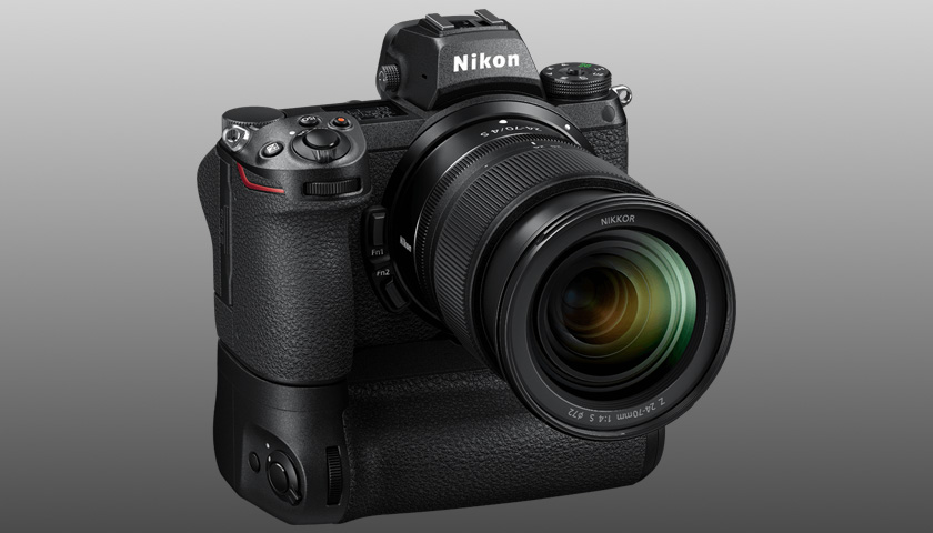 Nikon Z 6II, MB-N11