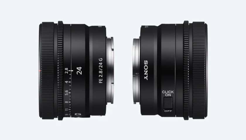 Sony FE 24mm