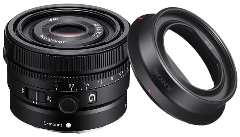 Sony FE 40 mm f_2.5 G