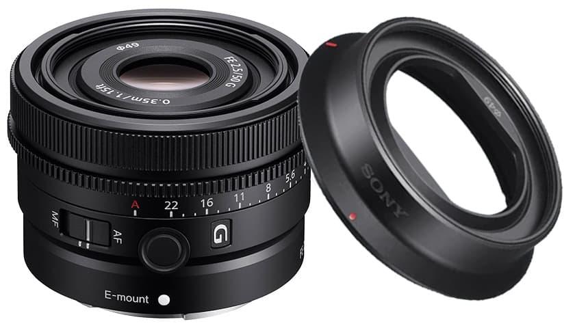 Sony FE 50 mm f_2.5 G