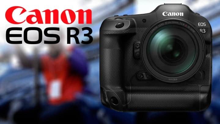 CANON EOS R3: Tüm zamanların en iyi EOS Kamerası | PHOTO-TREND