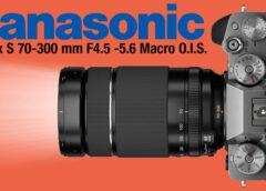 Telezoom Lumix S 70-300 mm