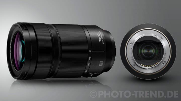 Telezoom Lumix S 70-300 mm | PHOTO-TREND