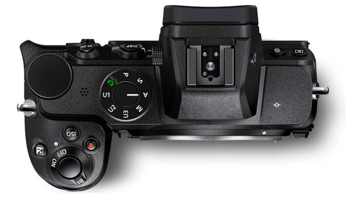 DSLR aynasız fotoğraf makinası